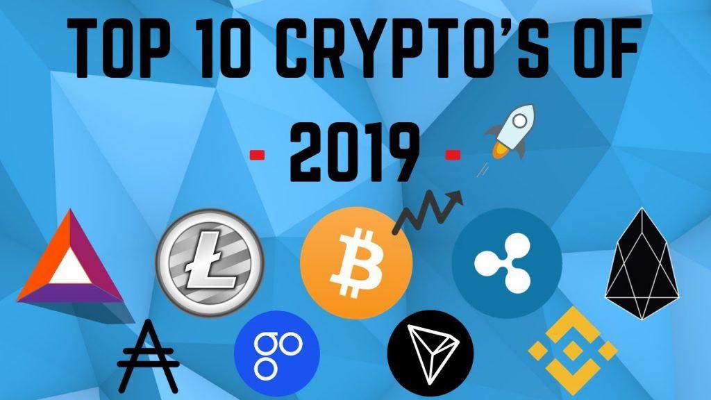 Top 10 Crypto